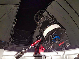SHC RC20 Alluna optics telescope